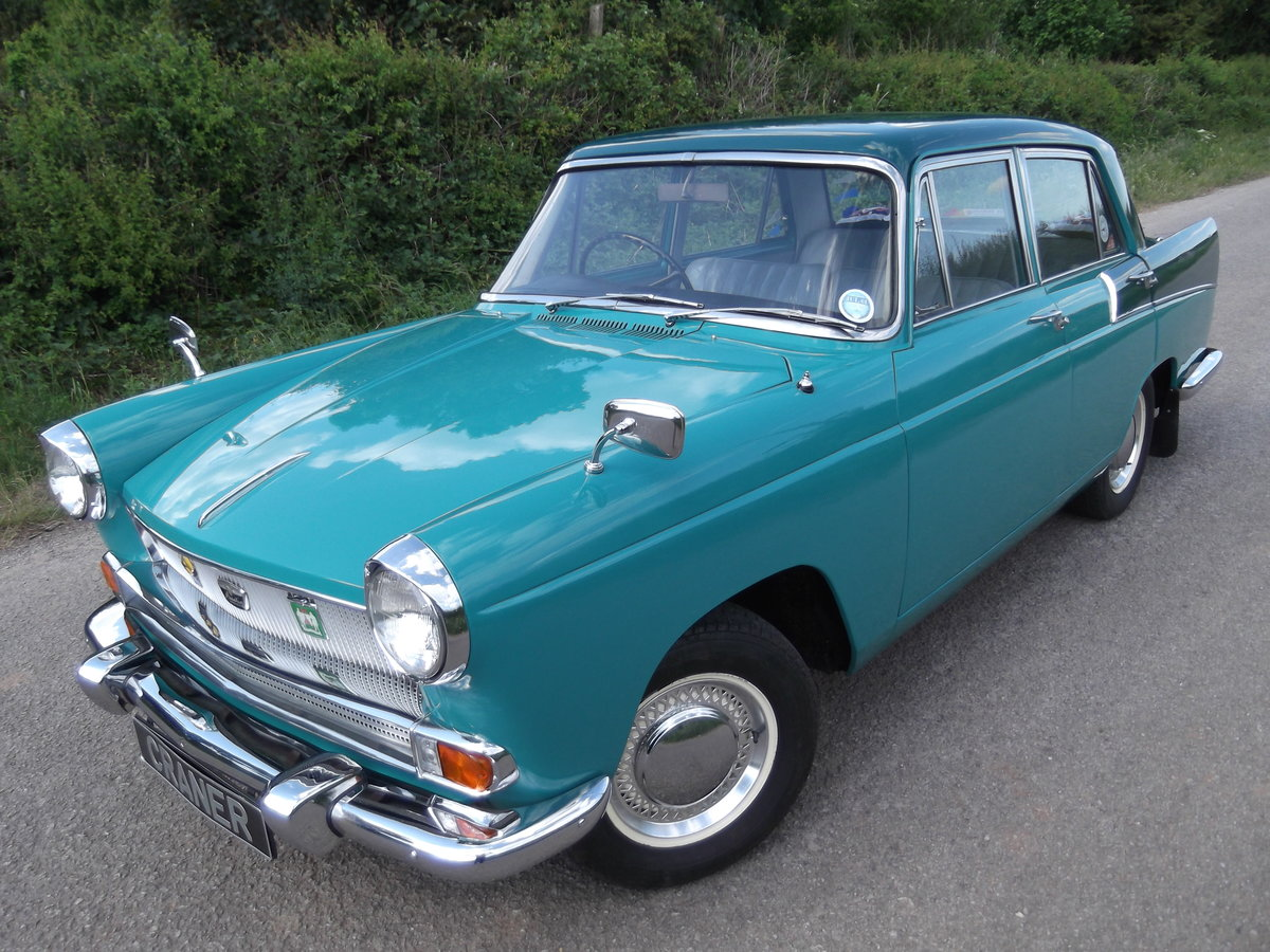 1960 Austin A55 Cambridge SOLD (picture 1 of 6)