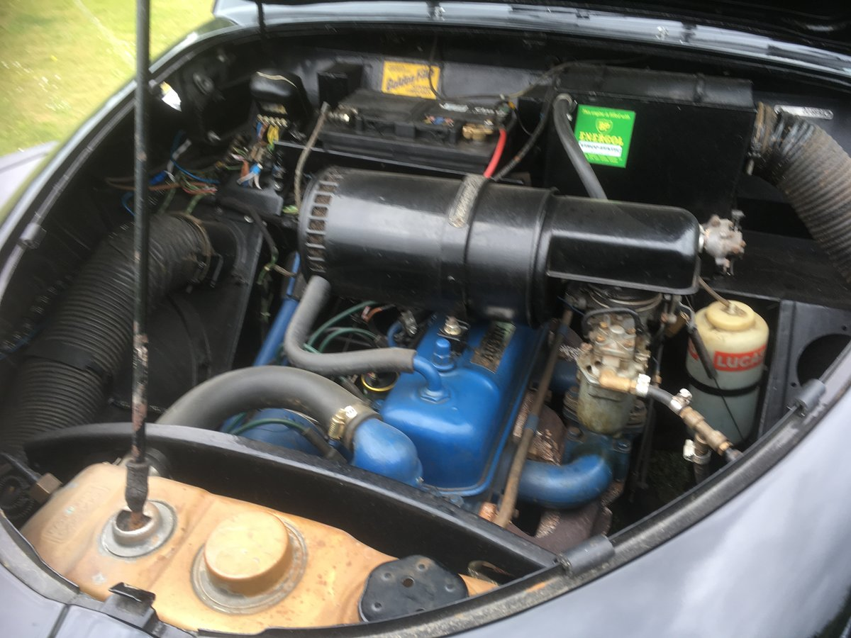 1953 Austin Hereford For Sale (picture 6 of 6)