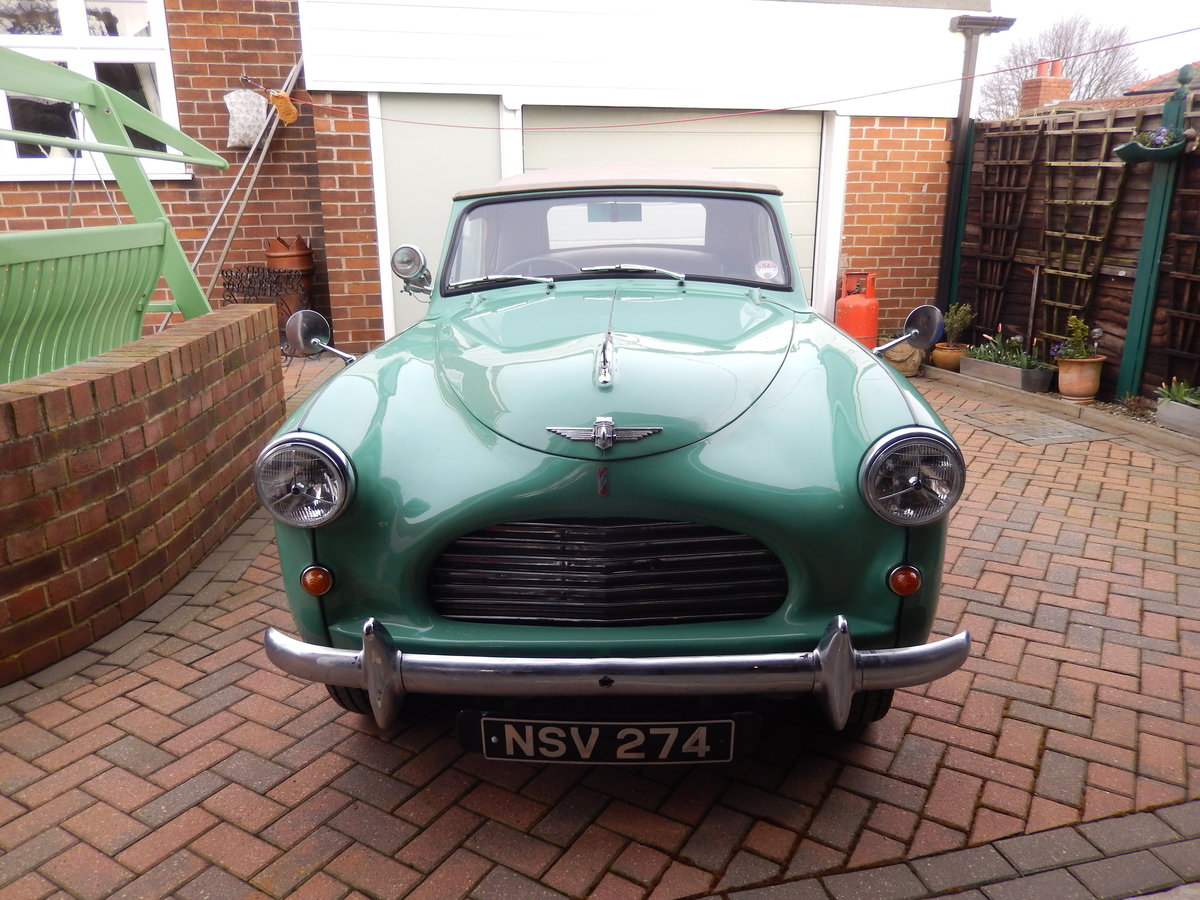 1953 Austin a40 sport For Sale (picture 1 of 6)