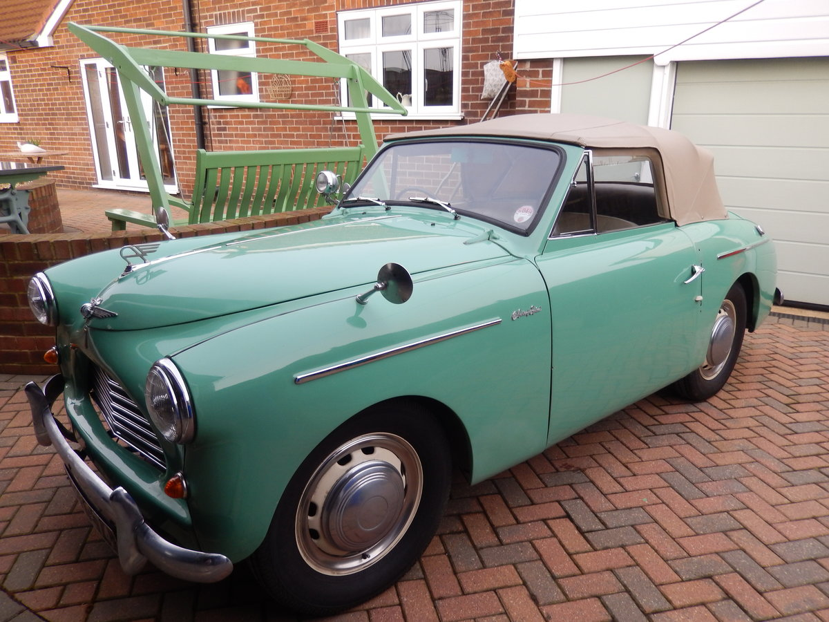 1953 Austin a40 sport For Sale (picture 2 of 6)