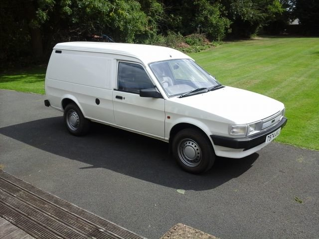 1999 T AUSTIN MAESTRO 1.3L 500 VAN For Sale (picture 3 of 4)