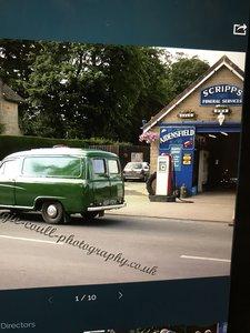 1960 Austin a55 half ton van, heartbeat film star