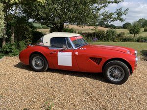 1965 Austin Healey Alloy Bodied works Replica