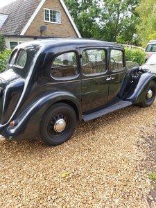 1938 Austin ascot 12/4  4 door