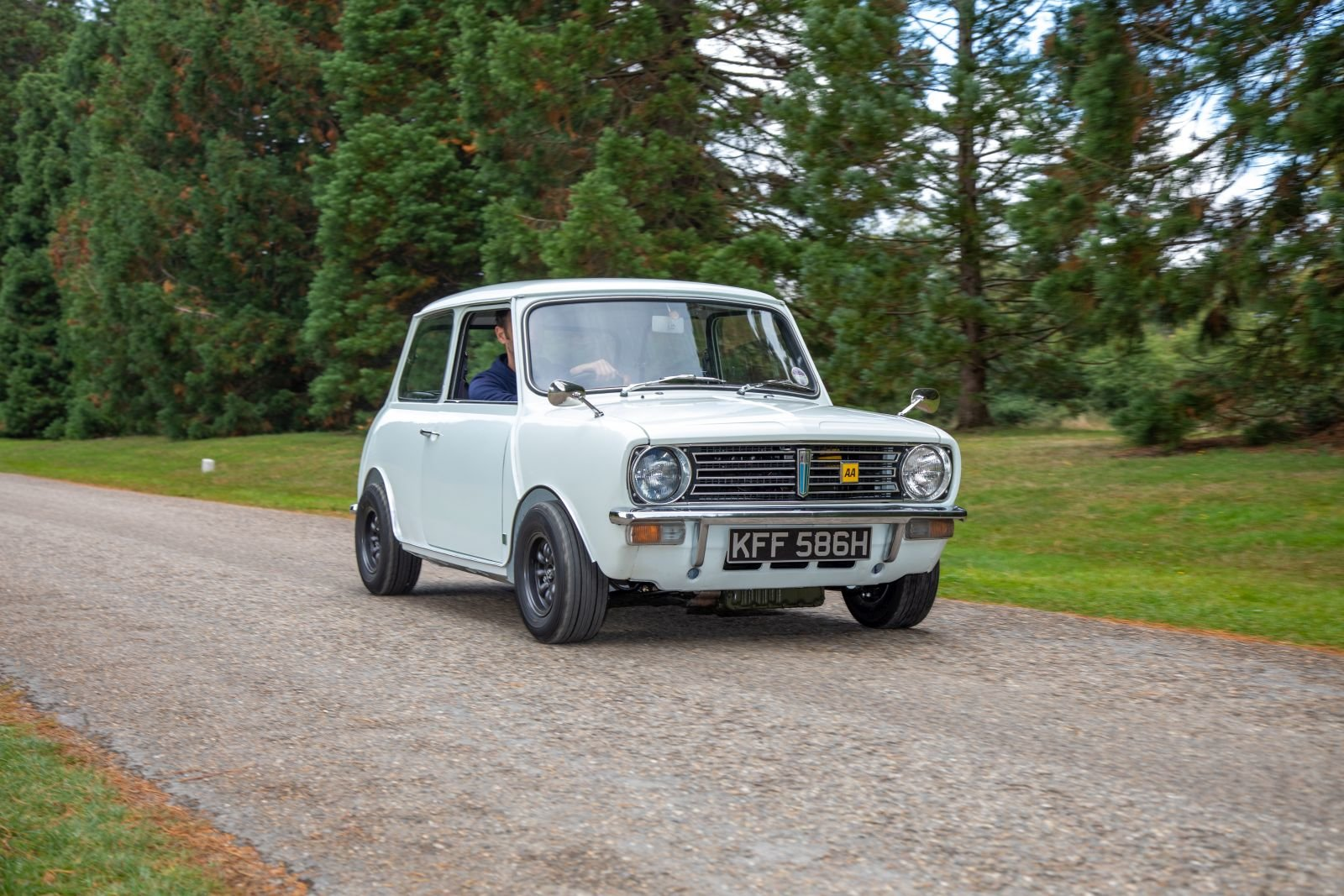 1970 Austin Mini Clubman Automatic For Sale (picture 1 of 6)