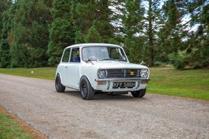 Austin Mini Clubman Automatic