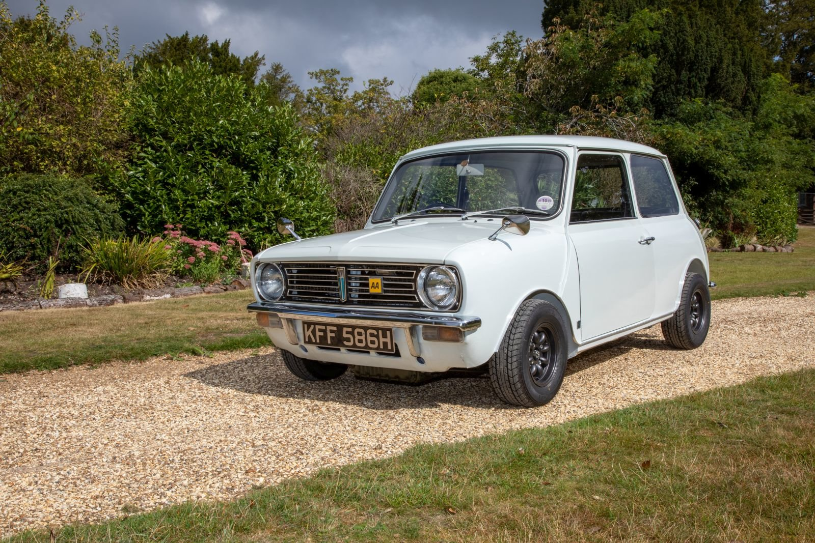 1970 Austin Mini Clubman Automatic For Sale (picture 2 of 6)