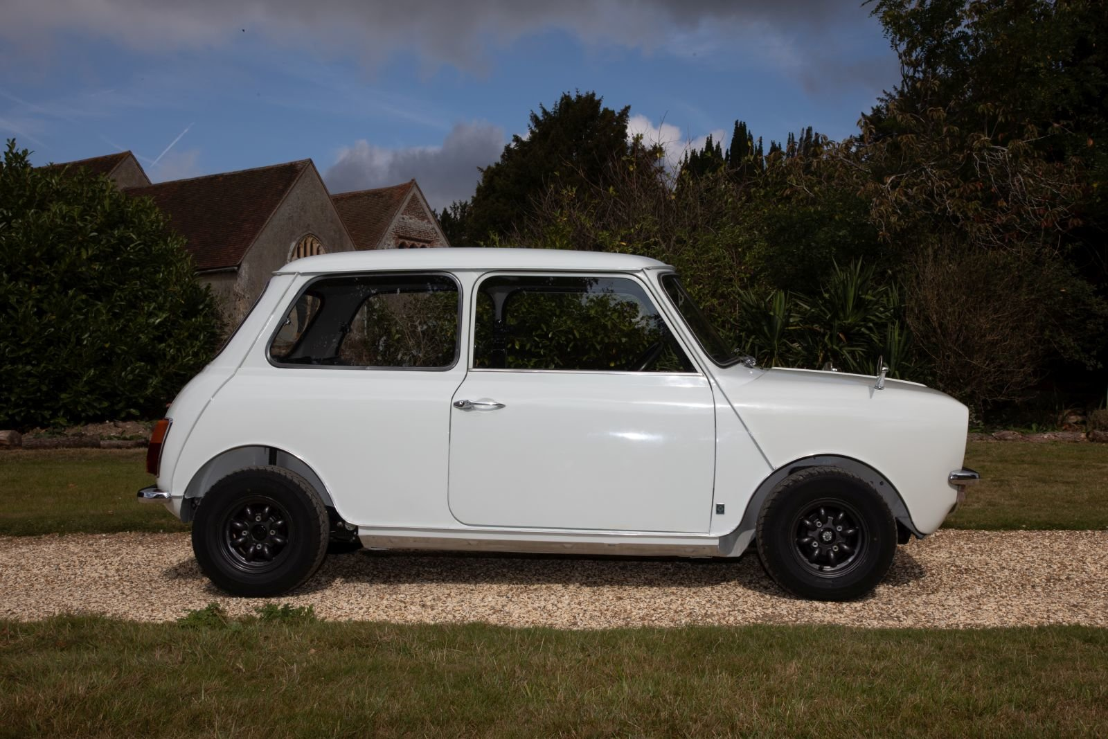 1970 Austin Mini Clubman Automatic For Sale (picture 4 of 6)
