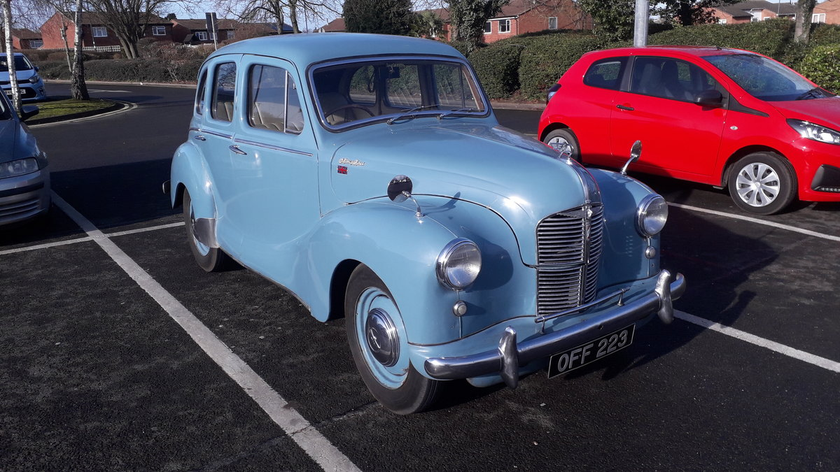 1949 Austin A40 Devon For Sale (picture 1 of 6)