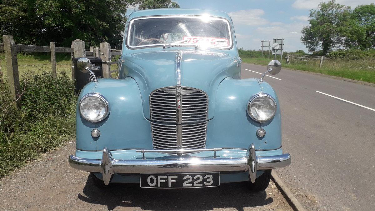 1949 Austin A40 Devon For Sale (picture 2 of 6)