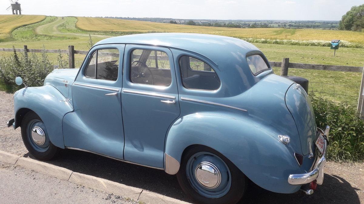 1949 Austin A40 Devon For Sale (picture 3 of 6)