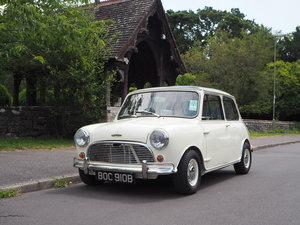 Austin Mini Cooper S (1071) Mk1 1964 For Sale