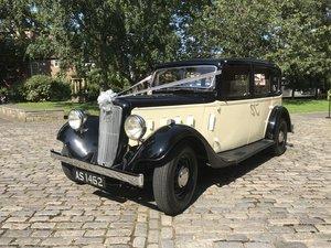 1936 Austin 18/6 York