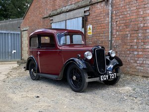Picture of 1937 Austin 7 Ruby. Father & Son Owned For 50 Years SOLD