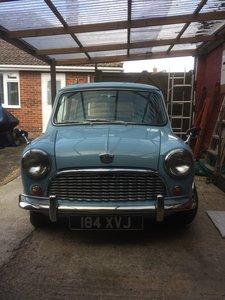 1962 Rare mini woody traveller