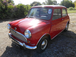 Original early Mini
