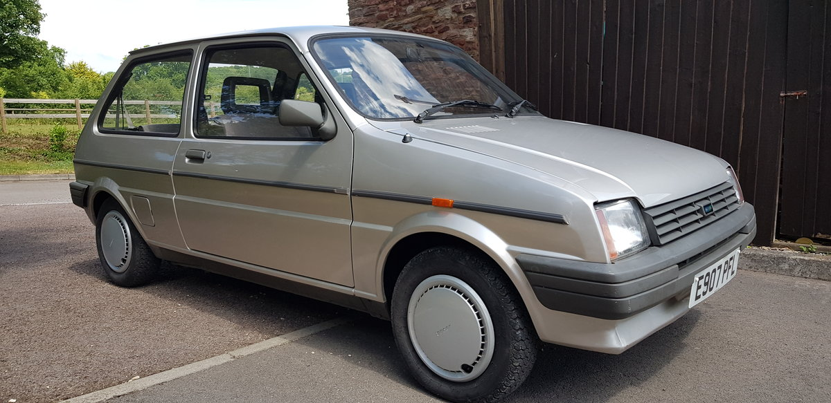 1988 Austin Metro For Sale (picture 1 of 6)
