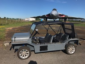 1964 Original English Mini Moke