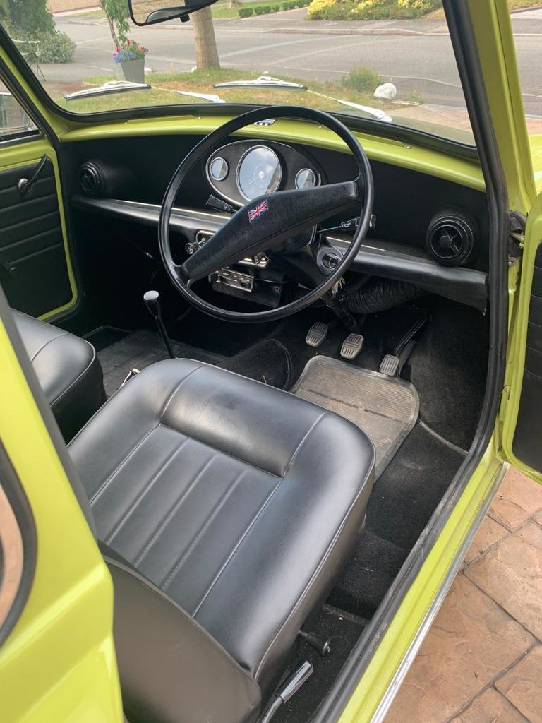 1978 Mr Bean replica mini For Sale (picture 3 of 6)