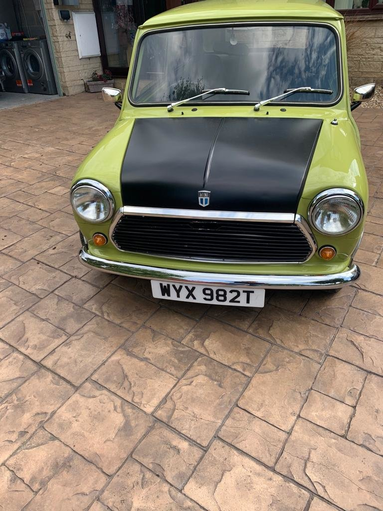 1978 Mr Bean replica mini For Sale (picture 4 of 6)