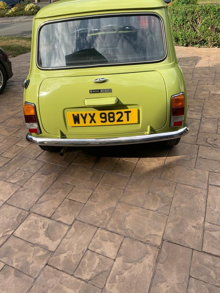 1978 Mr Bean replica mini For Sale (picture 5 of 6)