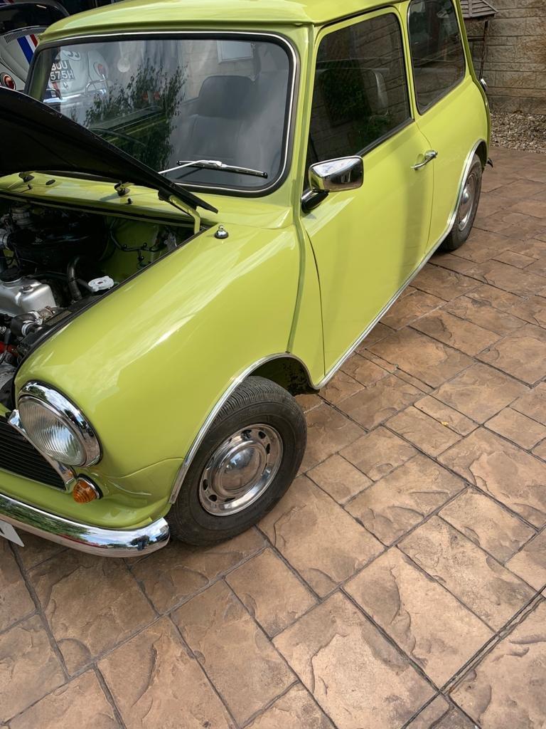 1978 Mr Bean replica mini For Sale (picture 6 of 6)