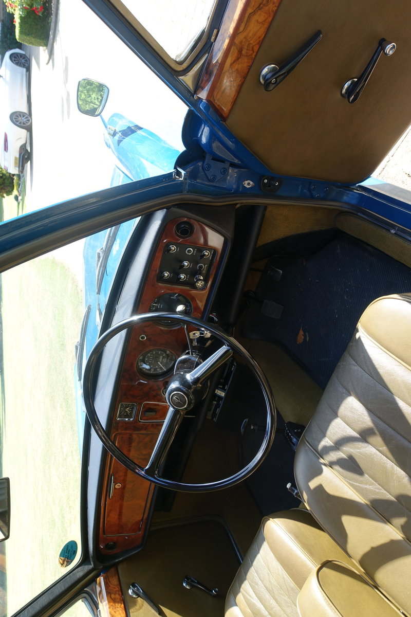 1973 Austin Van Den Plas Princess 1300 Automatic For Sale (picture 1 of 6)
