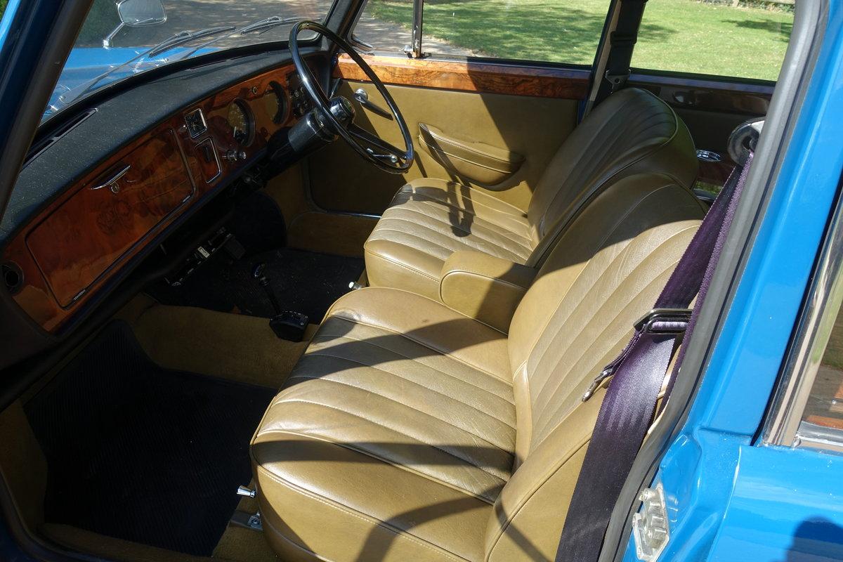 1973 Austin Van Den Plas Princess 1300 Automatic For Sale (picture 5 of 6)