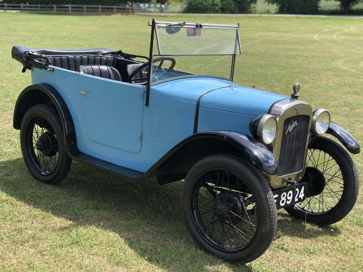1929 Austin Seven Chummy SOLD (picture 4 of 24)