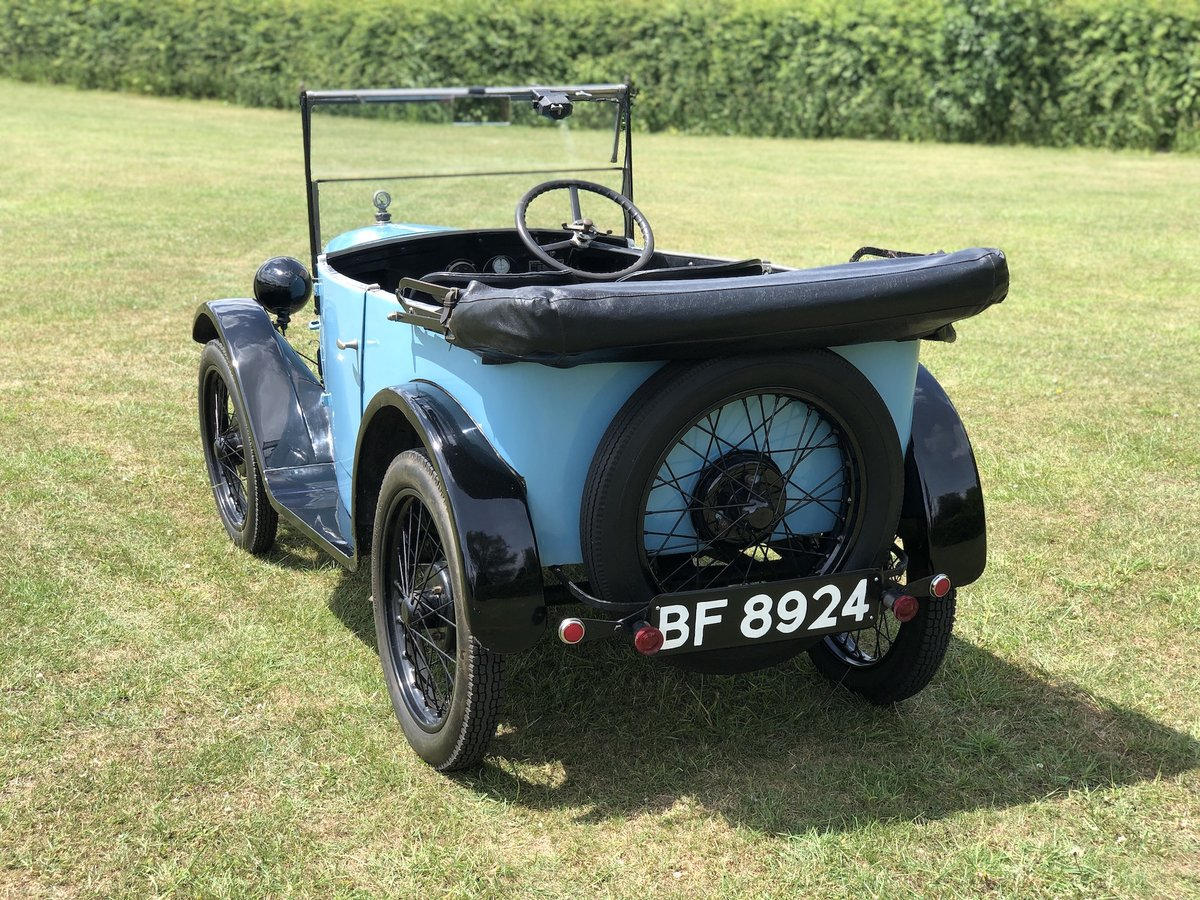 1929 Austin Seven Chummy SOLD (picture 5 of 24)