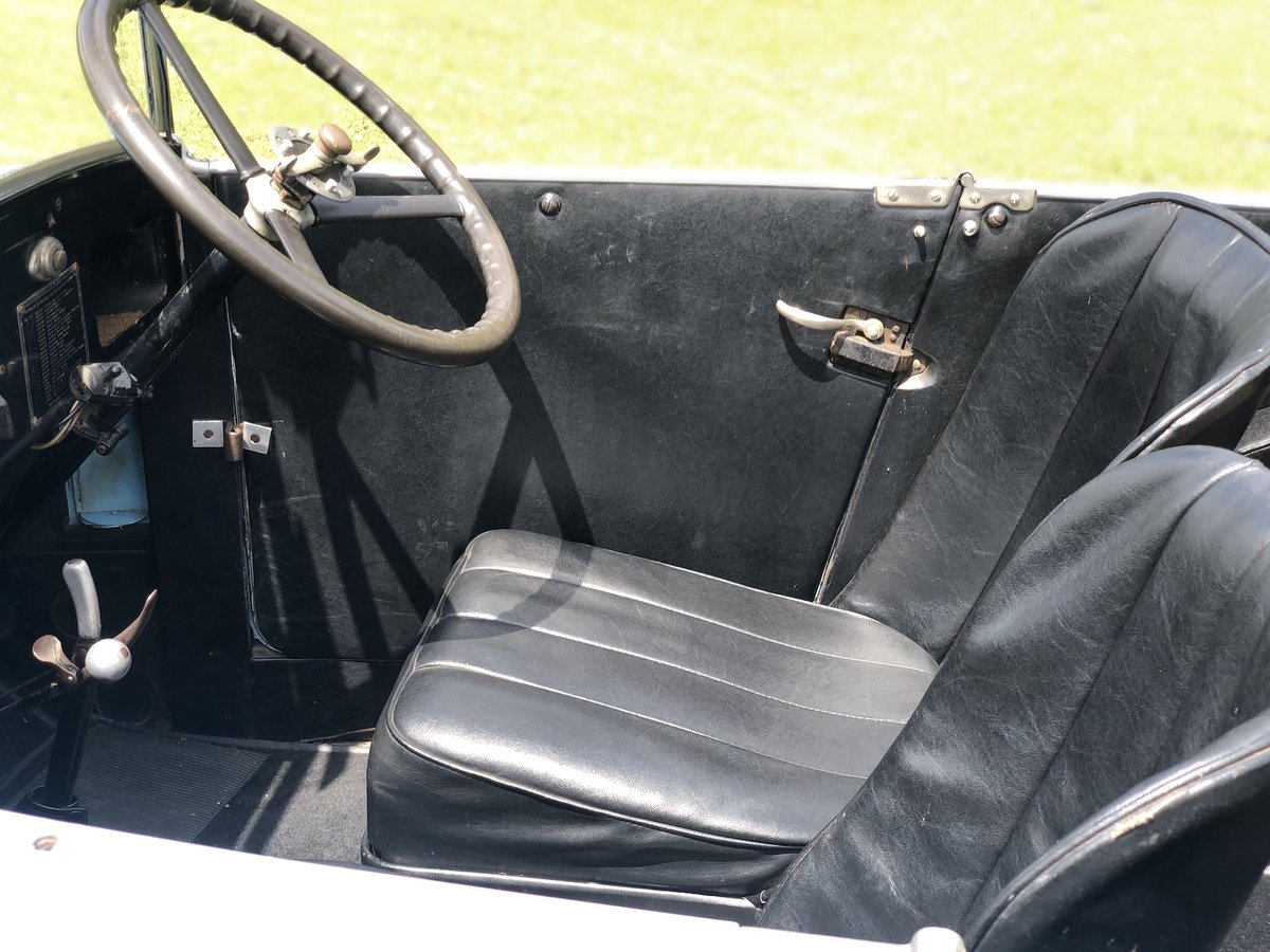 1929 Austin Seven Chummy SOLD (picture 11 of 24)