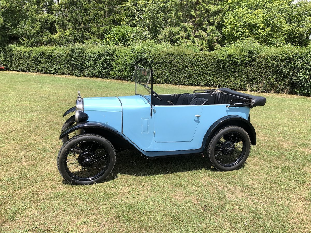 1929 Austin Seven Chummy SOLD (picture 20 of 24)