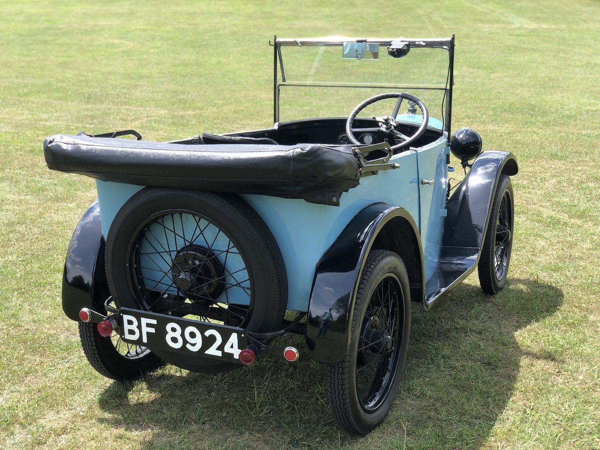 1929 Austin Seven Chummy SOLD (picture 21 of 24)