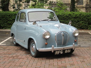 1956 Low Mileage Austin A35 with 11 months MOT