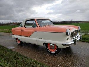 1961 Austin (Nash) Metropolitan lhd