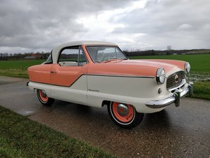 1961 Austin (Nash) Metropolitan lhd For Sale