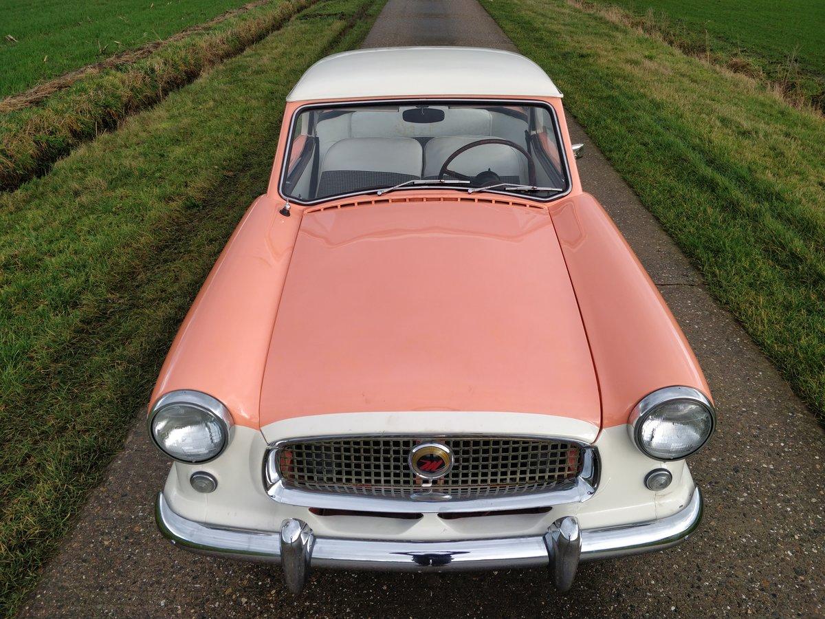1961 Austin (Nash) Metropolitan lhd For Sale (picture 3 of 6)