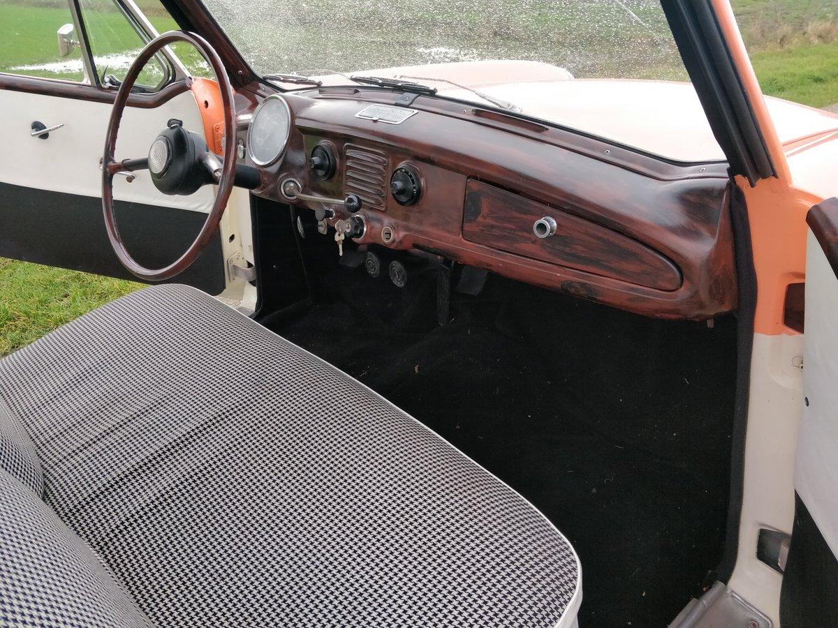 1961 Austin (Nash) Metropolitan lhd For Sale (picture 4 of 6)