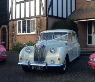 1966 Vanden plas princess limousine For Sale (picture 1 of 6)