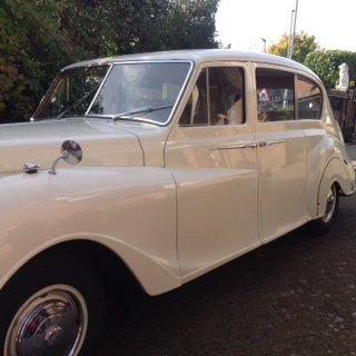 1966 Vanden plas princess limousine For Sale (picture 5 of 6)