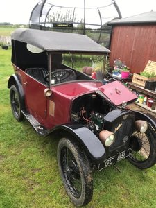 Picture of 1928 Austin 7 Chummy SOLD
