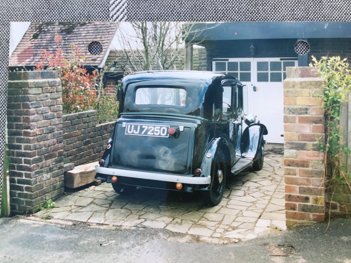 1936 Austin 10 Litchfield Saloon For Sale (picture 3 of 5)