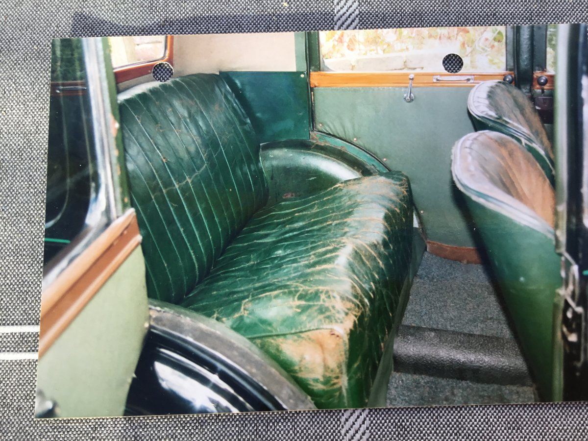 1936 Austin 10 Litchfield Saloon For Sale (picture 4 of 5)