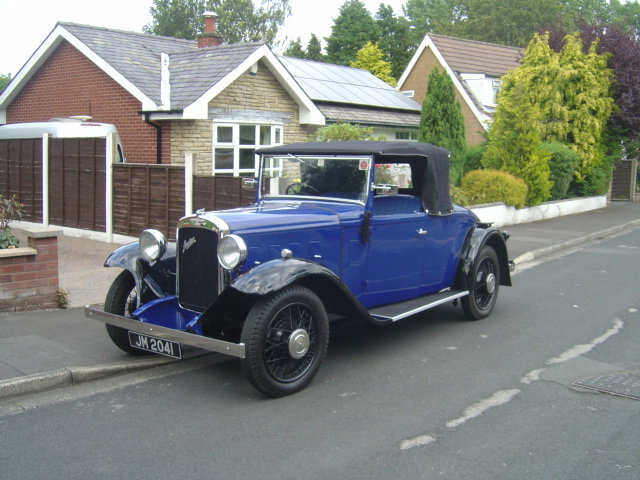 1935 Austin Harrow For Sale (picture 1 of 6)