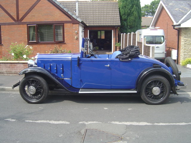 1935 Austin Harrow For Sale (picture 2 of 6)