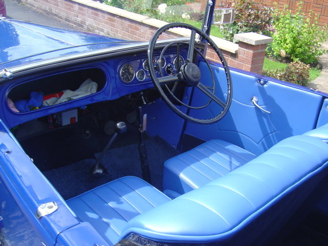 1935 Austin Harrow For Sale (picture 3 of 6)