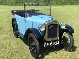 1929 Austin Seven Chummy For Sale