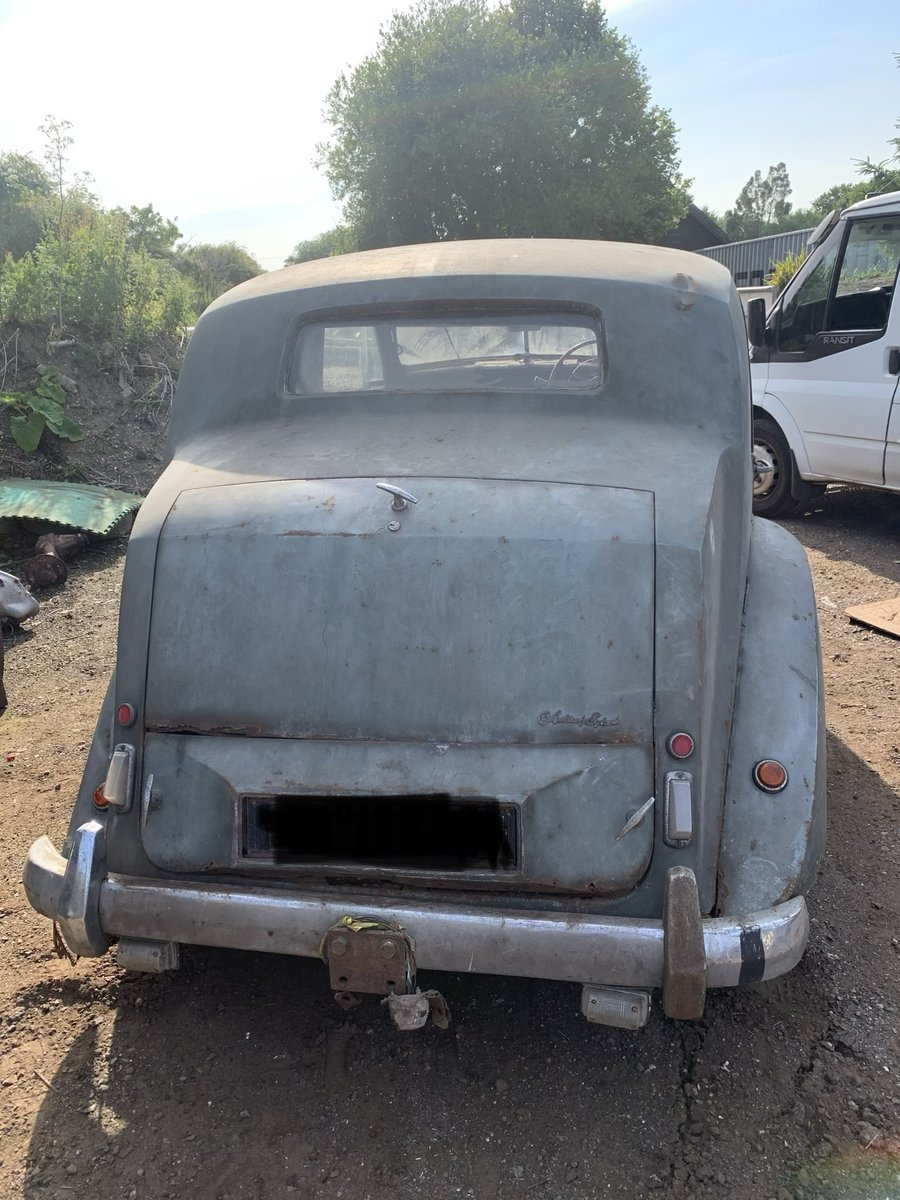 1954 Austin sheerline a125 barn find For Sale (picture 4 of 6)