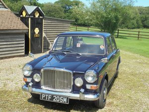 1973 Austin Princess Vanden Plas 1300 MK 111 Automatic 4 Door. For Sale