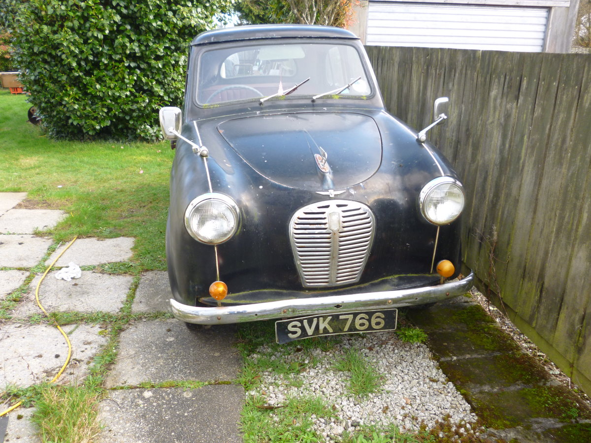 1953 Austin A30 seven AS3 For Sale (picture 6 of 6)